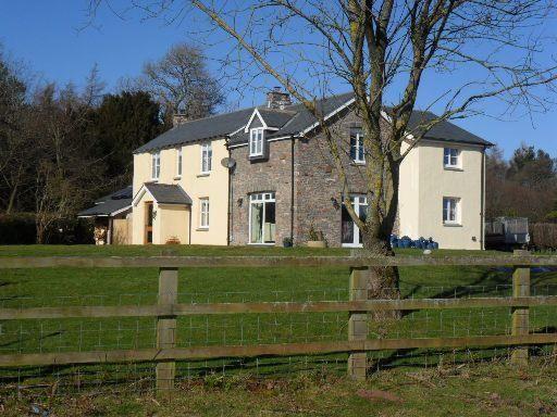 Thumbnail Detached house to rent in Kilgwrrwg, Devauden, Chepstow