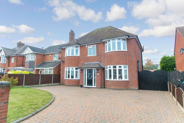 Thumbnail Detached house for sale in Dordon Road, Dordon, Tamworth