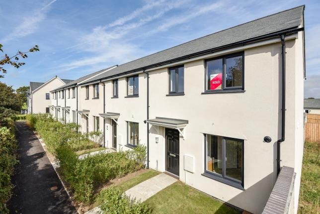 Thumbnail Terraced house for sale in Mawnan Smith, Falmouth, Cornwall