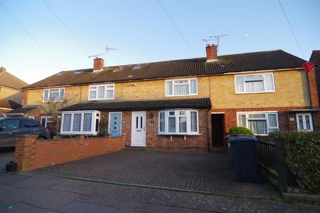Thumbnail Terraced house to rent in Grove Road, Ware