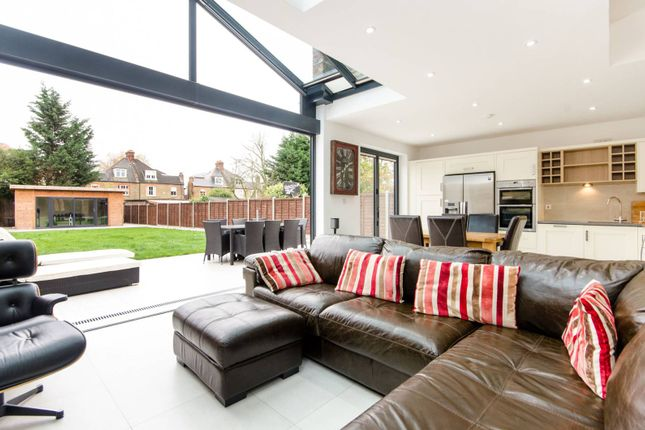 Thumbnail Flat to rent in Telford Avenue, Streatham Hill