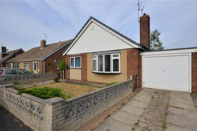 Thumbnail Bungalow to rent in Foxdale Avenue, Thorpe Willoughby, Selby