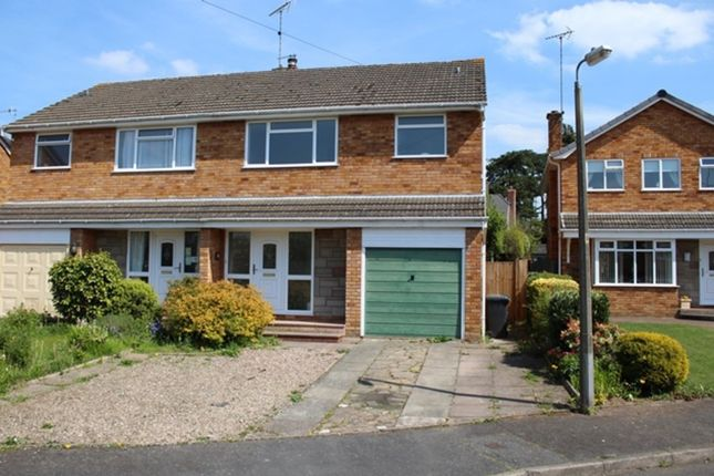 Thumbnail Semi-detached house to rent in Areley Kings, Stourport On Severn, Worcestershire