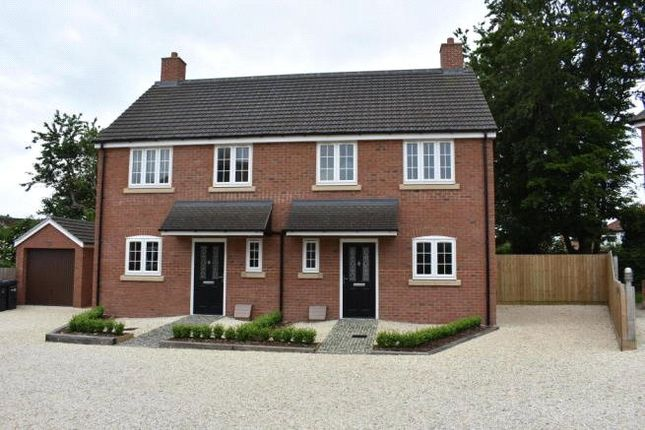 Thumbnail Semi-detached house to rent in Ashford Grove, Yeovil, Somerset