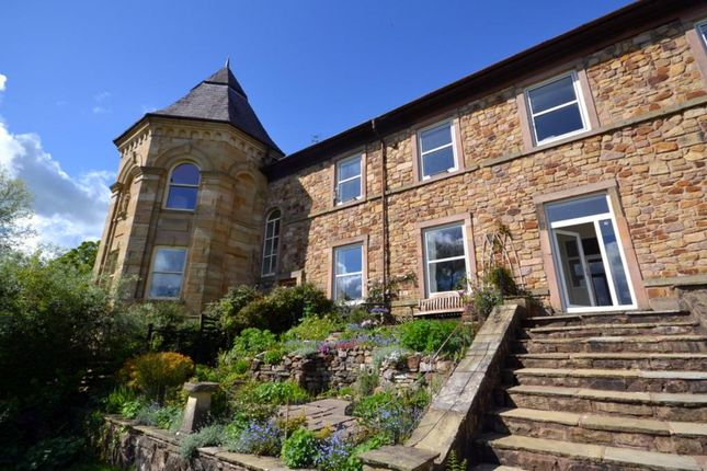 2 bed flat for sale in Hodder Court, Stonyhurst, Clitheroe, Lancashire BB7