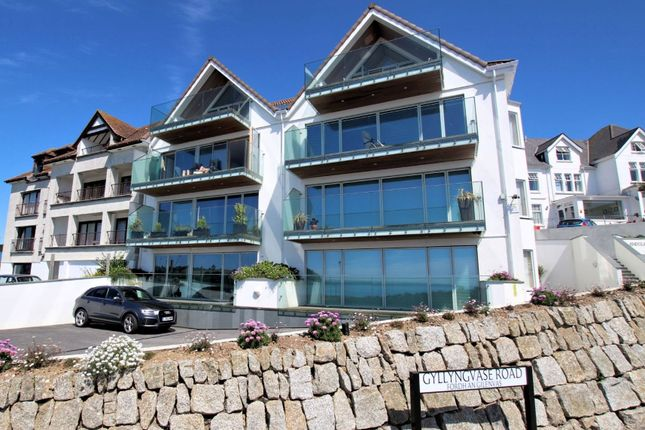 Thumbnail Flat for sale in Gyllyngvase Road, Falmouth