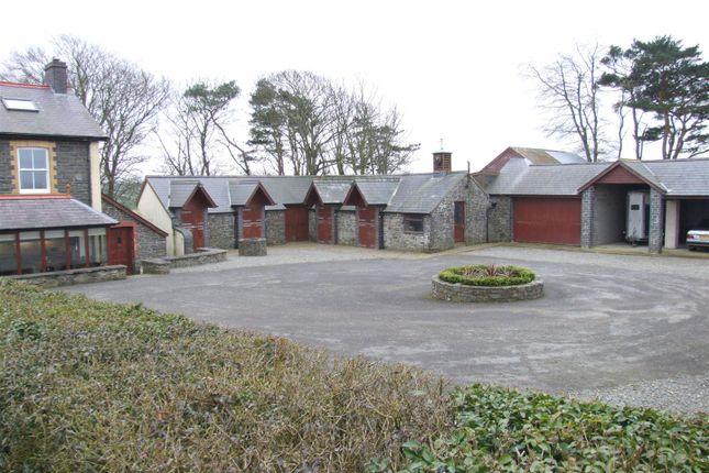 Thumbnail Farm for sale in Llangwyryfon, Aberystwyth