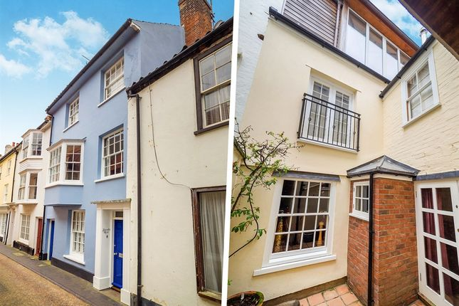 Thumbnail Terraced house for sale in Jetty Street, Cromer