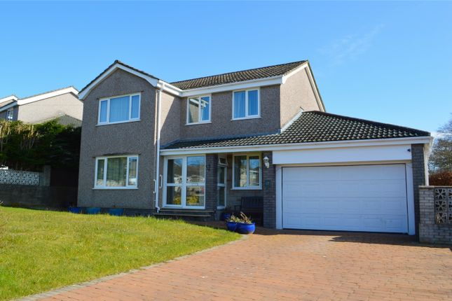 Thumbnail Detached house for sale in Highfields, Whitehaven, Cumbria