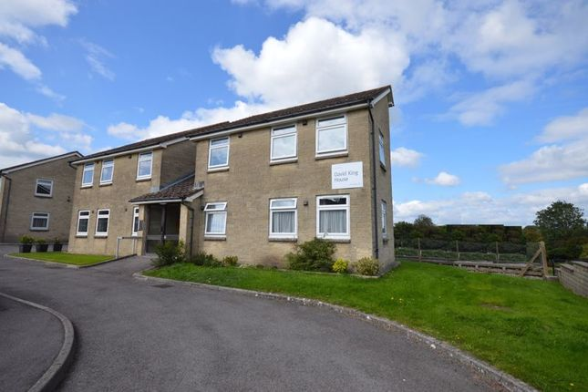 Thumbnail Flat for sale in Stockhill Court, Coleford, Radstock
