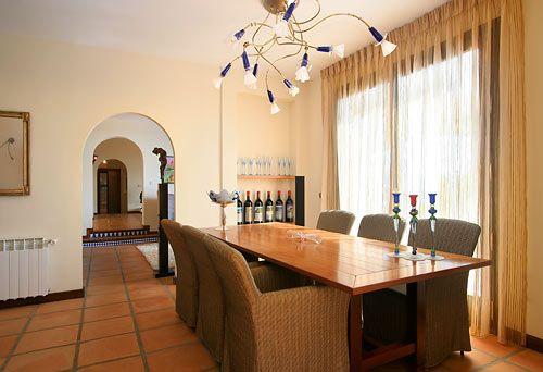 Dining Area of Spain, Málaga, Benahavís