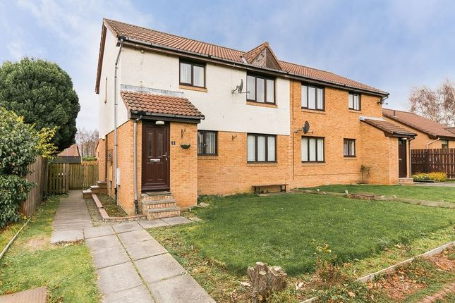 Thumbnail Flat for sale in 1 Corrie Court, Newtongrange, Dalkeith, Midlothian