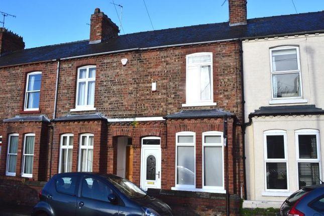 Thumbnail Property to rent in Shipton Street, York