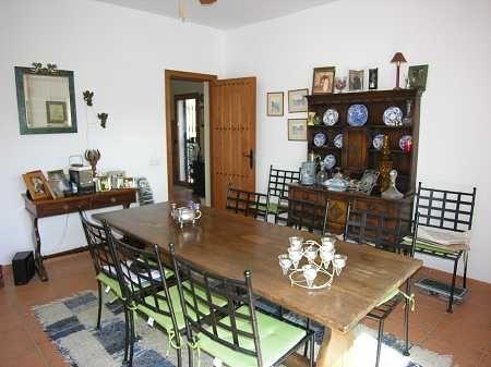 Dining Room of Spain, Málaga, Sedella