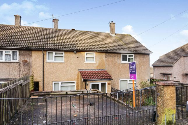 Thumbnail Terraced house for sale in Newland Road, Withywood
