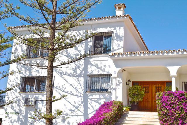 Thumbnail Villa for sale in El Rosario, Elviria, Costa Del Sol, Andalusia, Spain