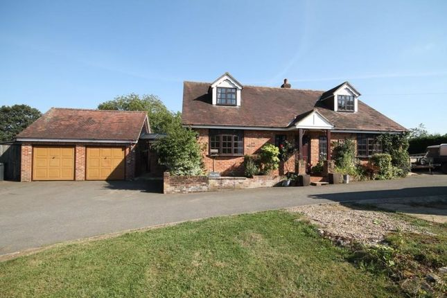 Thumbnail Detached house for sale in Medcalf Hill, Widford, Ware