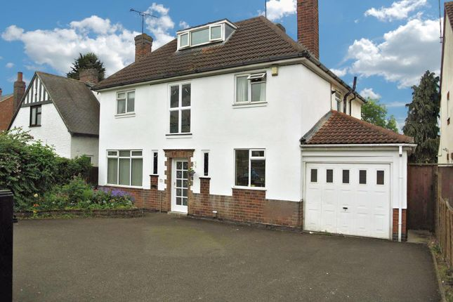 Thumbnail Detached house for sale in Braunstone Lane East, Leicester