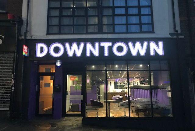 Thumbnail Restaurant/cafe to let in Gordon Street, Luton