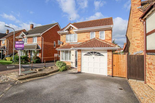 Thumbnail Detached house for sale in Batcheldor Gardens, Bromham