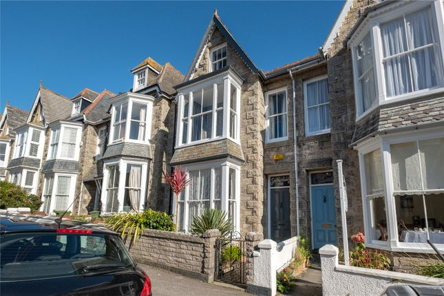 Thumbnail Terraced house for sale in Morrab Road, Penzance