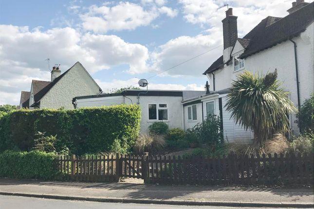 Thumbnail Bungalow for sale in 17A Barden Park Road, Tonbridge, Kent