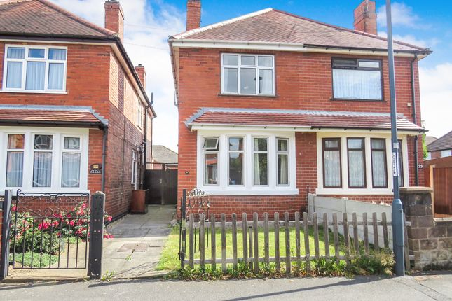 Thumbnail Semi-detached house for sale in Wynton Avenue, Alvaston, Derby
