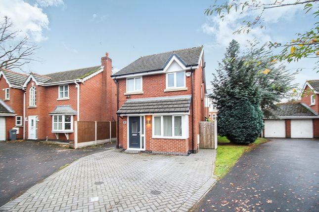 Thumbnail Detached house to rent in Bronington Close, Northenden, Manchester