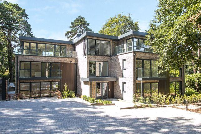 Thumbnail Flat for sale in Lindsay Road, Branksome Park, Poole, Dorset