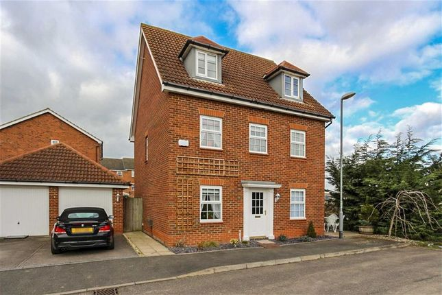 Thumbnail Detached house for sale in Nicolson Drive, Leighton Buzzard