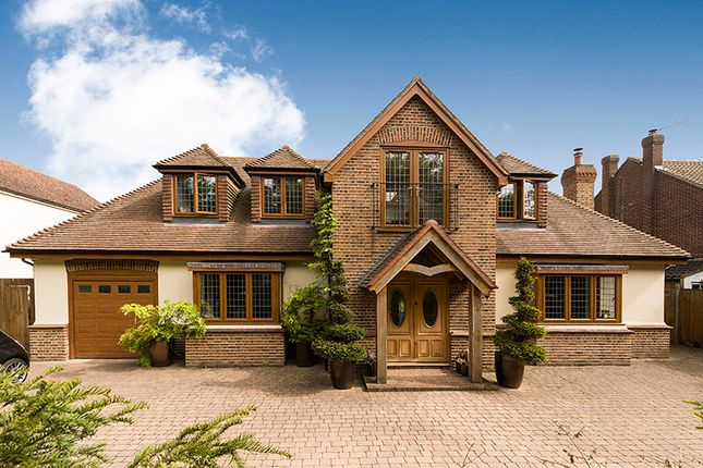 Thumbnail Detached house for sale in New Park Road, Newgate Street Village