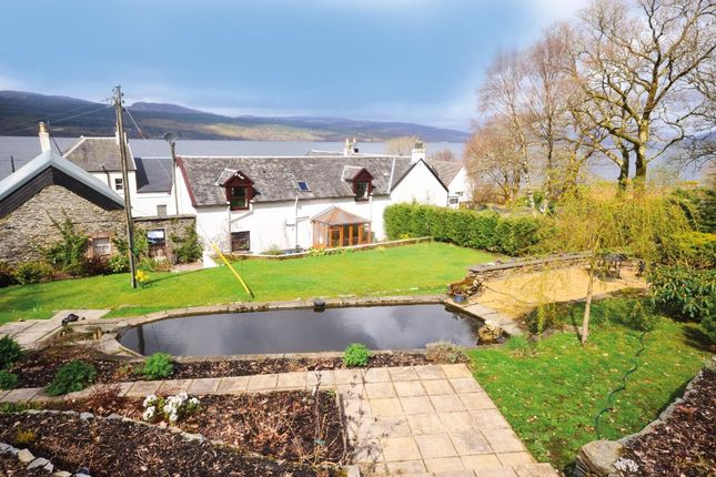 Thumbnail Semi-detached house for sale in Letters Farm, Strathlachlan, Strachur