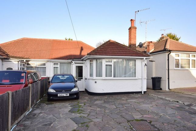 Thumbnail Bungalow for sale in Aberdale Gardens, Potters Bar