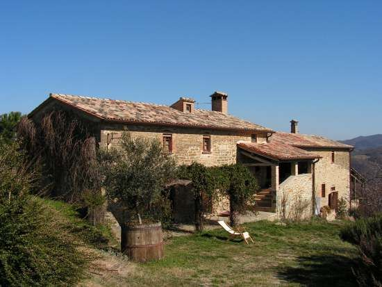 Property for sale in Restored Farmhouse, Perugia, Umbria