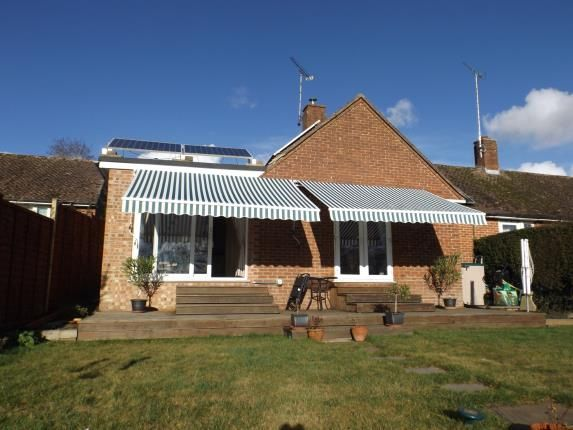 Thumbnail Bungalow for sale in Rivermead, Pulborough, West Sussex