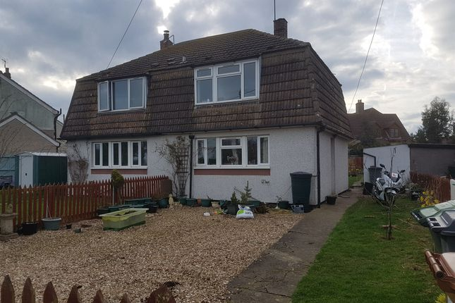 Thumbnail Semi-detached house for sale in Main Street, Rowston, Lincoln