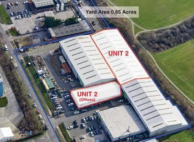 Thumbnail Light industrial to let in Unit 2 Olympic Park, Poole Hall Road, Ellesmere Port, Cheshire