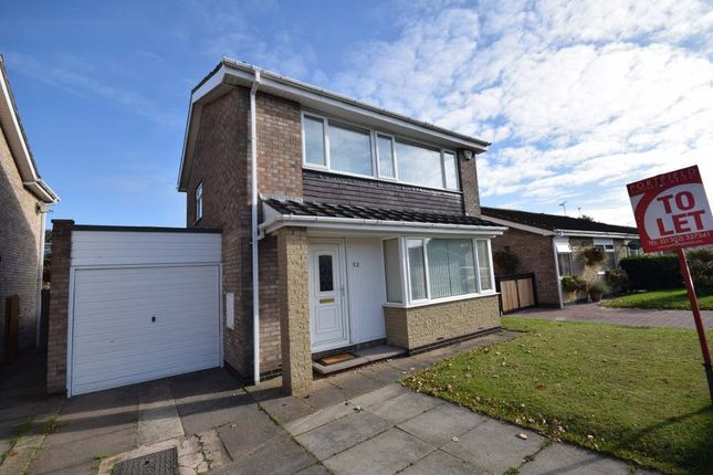 Thumbnail Detached house to rent in Lindrick Close, Bessacarr, Doncaster