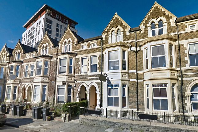 Thumbnail Terraced house to rent in Howard Court, City Centre, Cardiff.