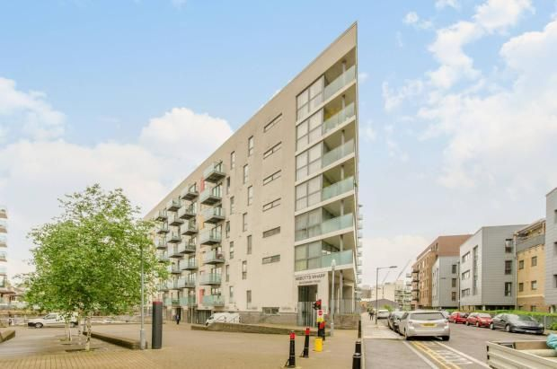 Thumbnail 1 bed flat for sale in Abbots Wharf, Stainsby Road, London