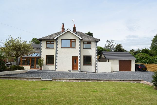 Thumbnail Detached house to rent in Ulverston Road, Swarthmoor, Cumbria