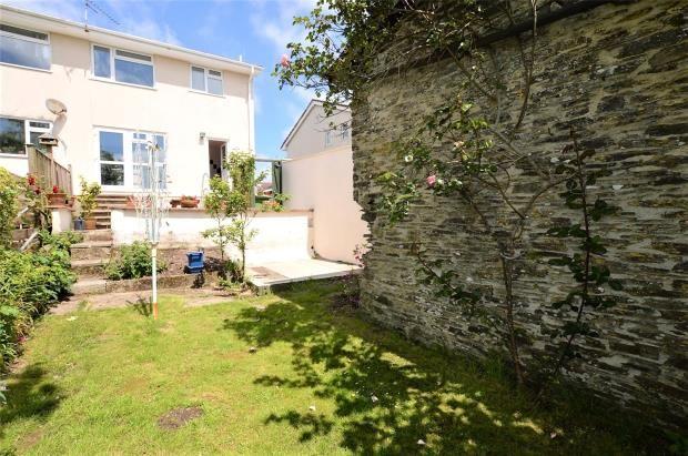 Thumbnail Semi-detached house for sale in Oaklands Park, Buckfastleigh, Devon
