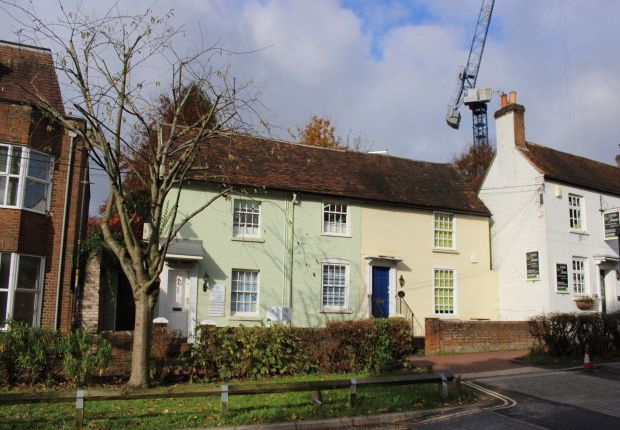 Thumbnail Office for sale in Burford House, 26 Worthing Road, Horsham