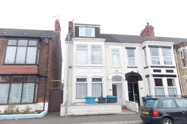 Thumbnail End terrace house for sale in Wellesley Avenue, Kingston Upon Hull