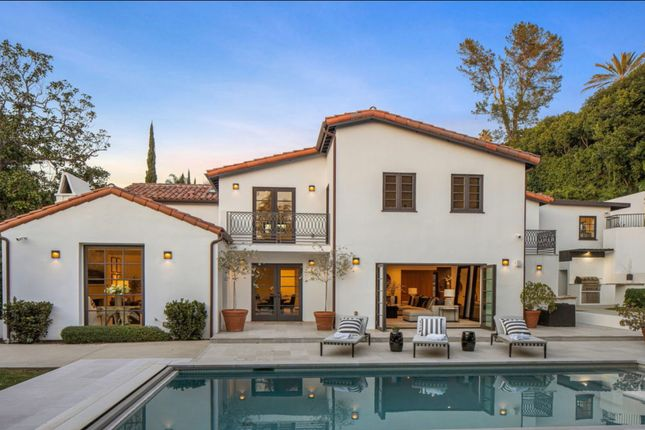 Thumbnail Property for sale in Tower Road, Beverly Hills, Los Angeles, California