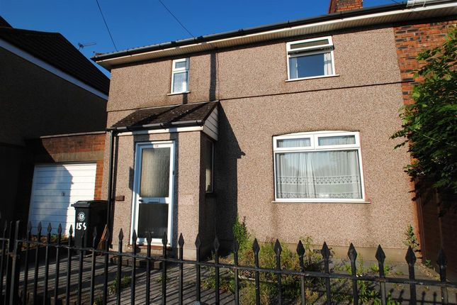 Thumbnail End terrace house to rent in Filton Road, Horfield, Bristol