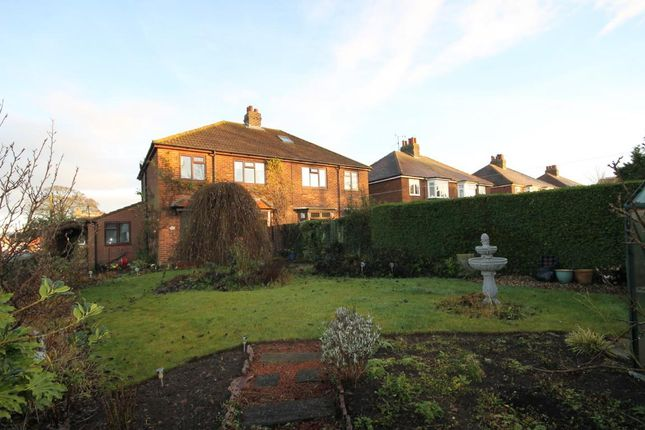 4 bed semi-detached house for sale in Friarage Mount, Northallerton
