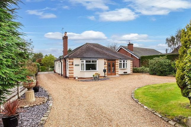 Thumbnail Detached bungalow for sale in Brereton Heath Lane, Brereton Heath, Somerford
