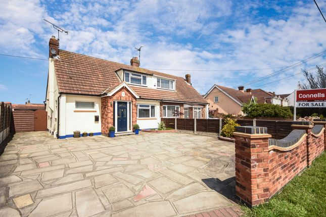 Thumbnail Bungalow for sale in Kiln Road, Hadleigh, Benfleet