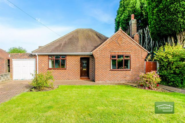 Thumbnail Detached bungalow for sale in Friezland Lane, Brownhills